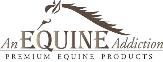 An Equine Addiction Logo