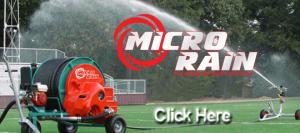 Micro Rain Turbine drive traveling sprinklers