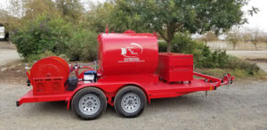 Wildland Firefighting Trailers