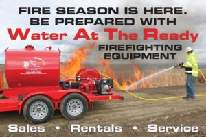 FIRE FIGHTING WATER TRAILERS